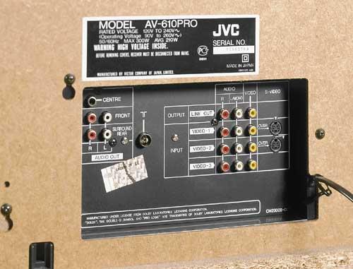 Проекционный телевизор JVC