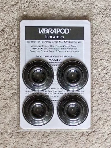 Опора Vibrapod Isolators 2 (комплект 4 шт.)