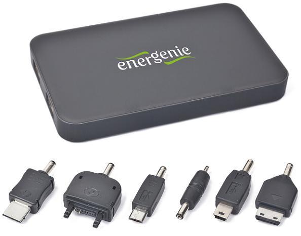 Зарядники для гаджетов Energenie EG-PC-007 и EG-PC-008