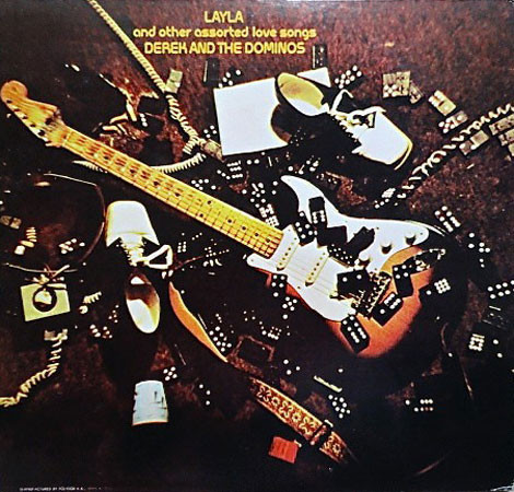lp Derek & The Dominos ‎– Layla And Other Assorted Love Songs