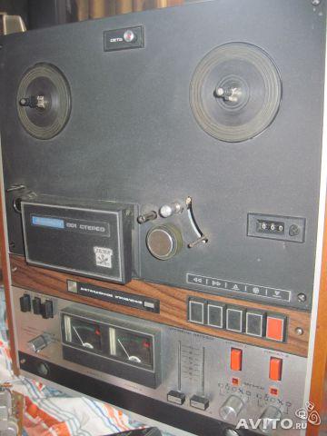 магнитофон Маяк 001