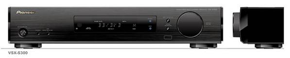 AV-ресивер Pioneer VSX-S300 формата Slim