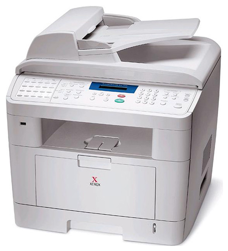 Xerox workcentre pe114e сканер 5