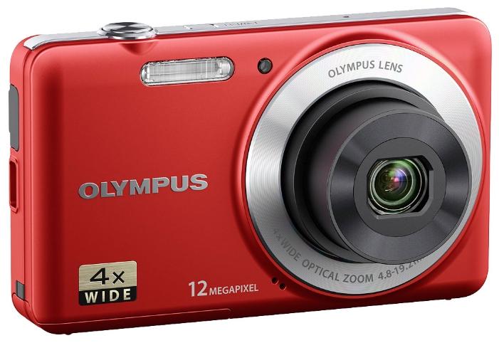 Цифровая фотокамера olympus vr-310 black