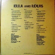 Ella Fitzgerald & Louis Armstrong - Ella And Louis