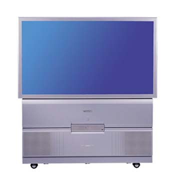 Схема проекционного телевизора