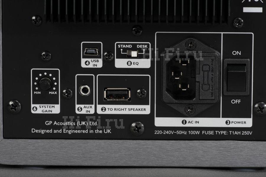 Активные акустические системы KEF X300A