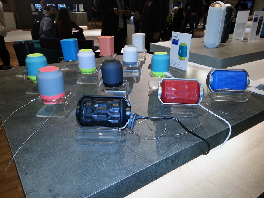 Bluetooth-колонки Philips