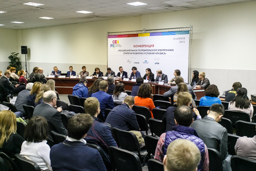 Репортаж с выставки Consumer Electronics & Photo Expo 2015, Москва, 9 — 12 апреля 2015 г.