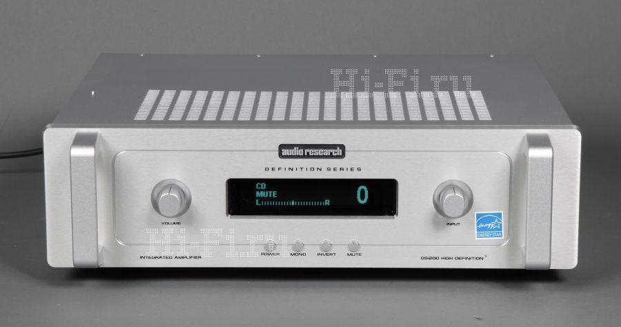 Интегрированный усилитель Audio Research DSi200