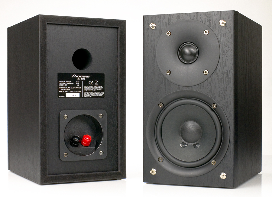 Pioneer X-HM72 - штатная акустика