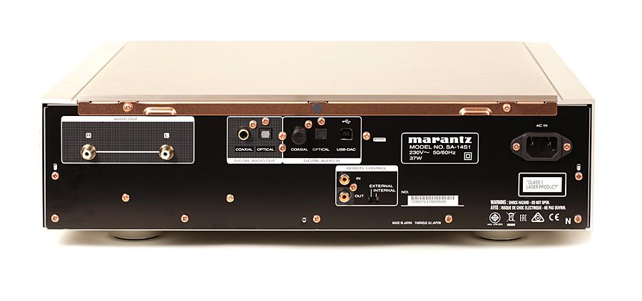 SACD-проигрыватель Marantz SA-14S1 SE