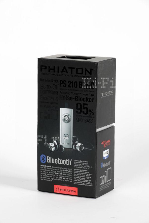 Беспроводная гарнитура Phiaton PS 210 BTNC