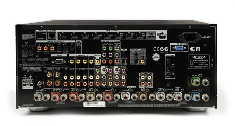 AV-ресивер Onkyo TX-NR5010