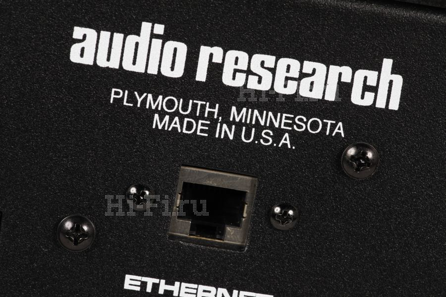 Сетевой проигрыватель/ЦАП Audio Research Reference DAC