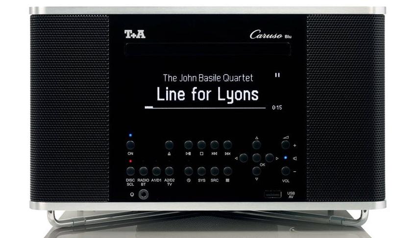 Аудиосистема T+A Caruso Blu
