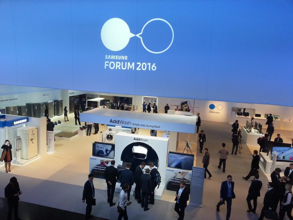 Форум Samsung CIS 2016