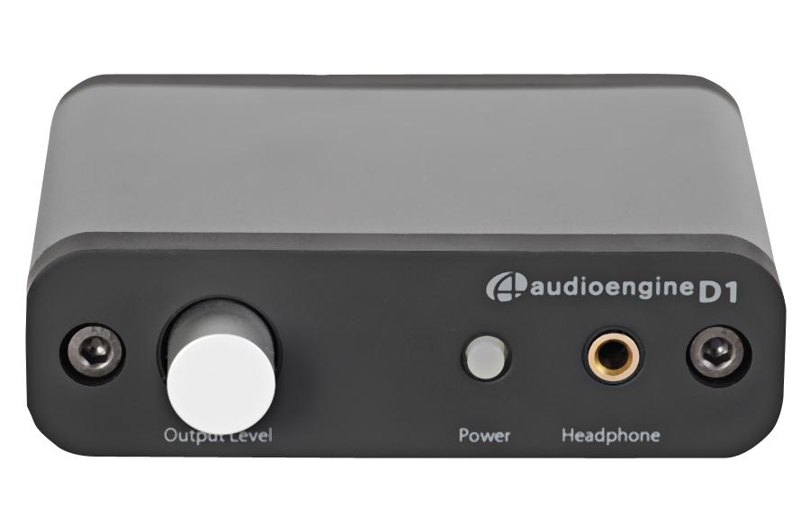 Цифро-аналоговый преобразователь USB с усилителем для наушников Audioengine D1