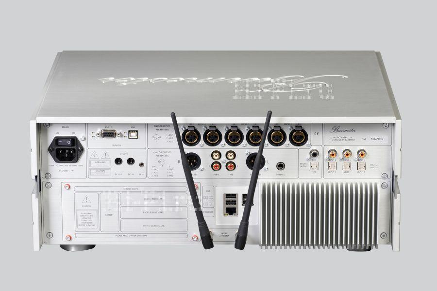 Музыкальный сервер Burmester 111 Musiccenter