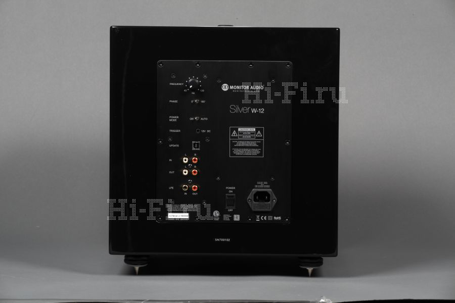 Комплект акустики окружающего звучания Monitor Audio Silver
