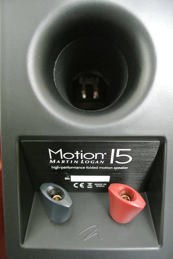 Акустические системы Martin Logan Motion 15