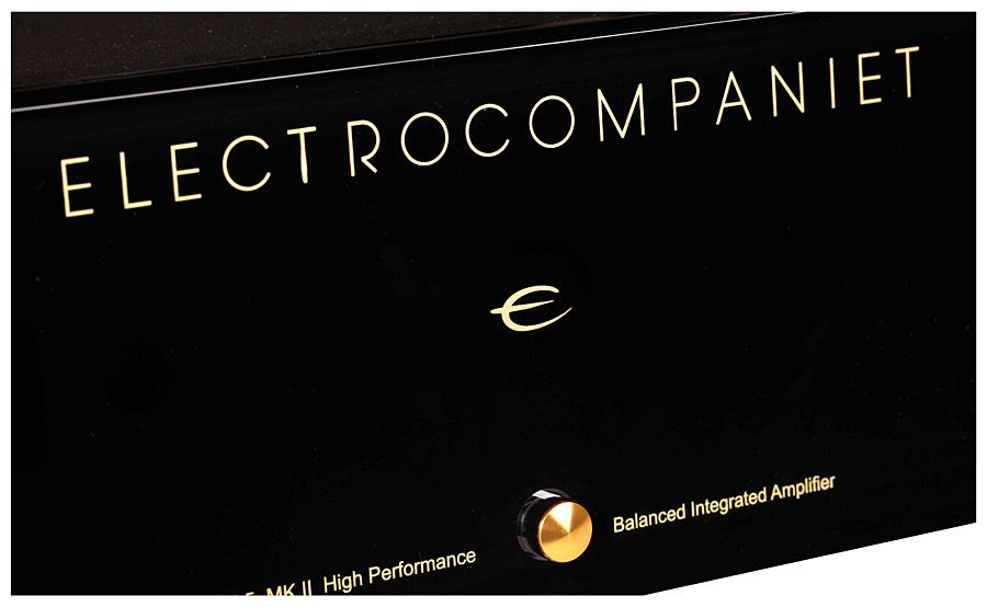Интегрированный усилитель Electrocompaniet ECI-5 MK II