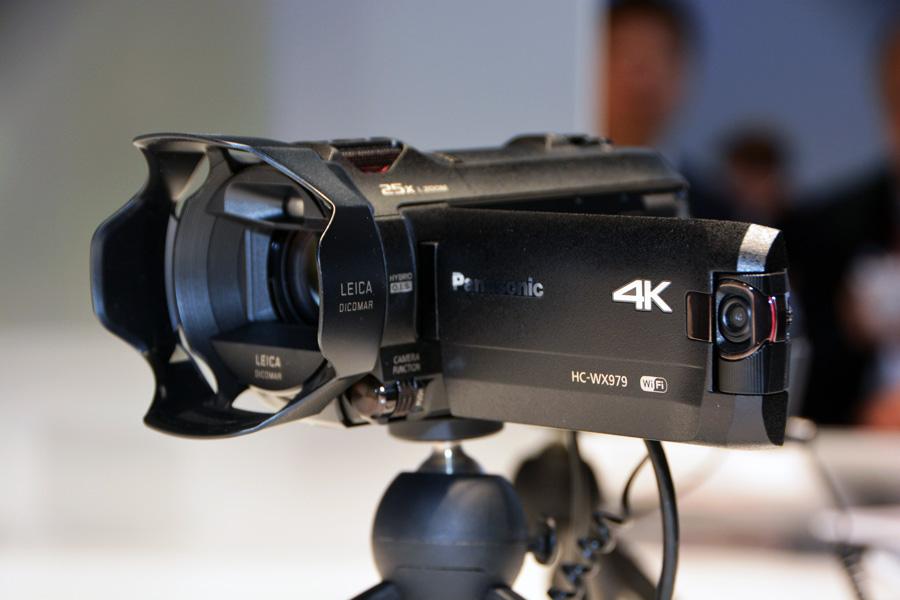 Видеокамера Panasonic HC-WX979