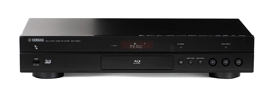 Проигрыватель Blu-ray Yamaha BD-S681