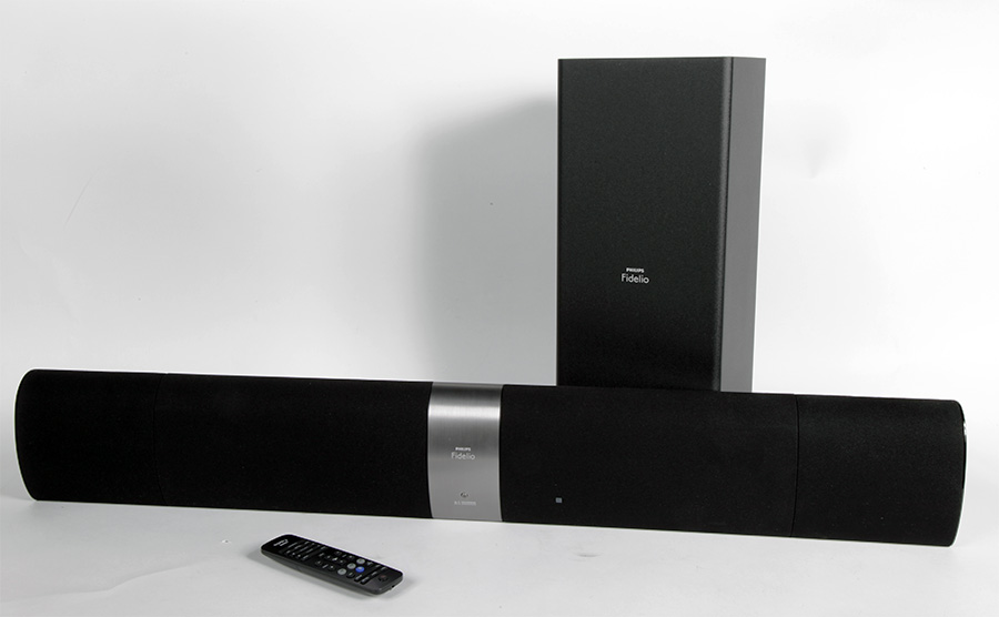 Саундбар Philips Fidelio B5