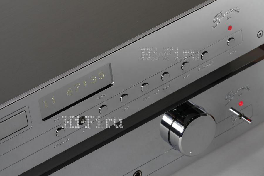 Проигрыватель компакт-дисков Burmester 102 CD Player