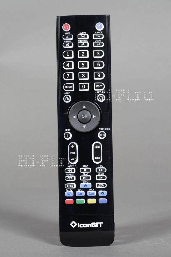 Сетевой медиаплеер iconBIT Movie3D PRO Deluxe