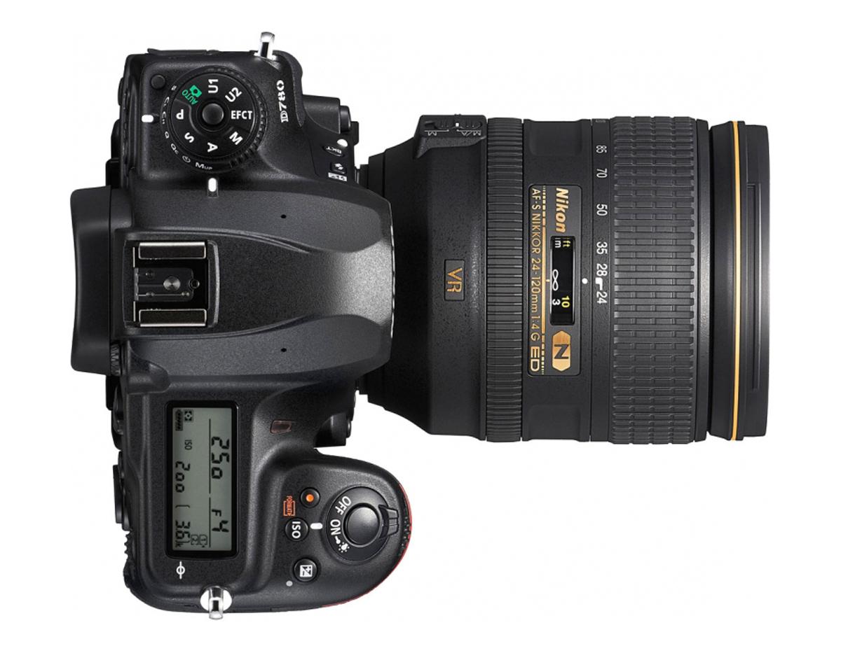 развития цифровых зеркальных фотоаппаратов просто упаковка