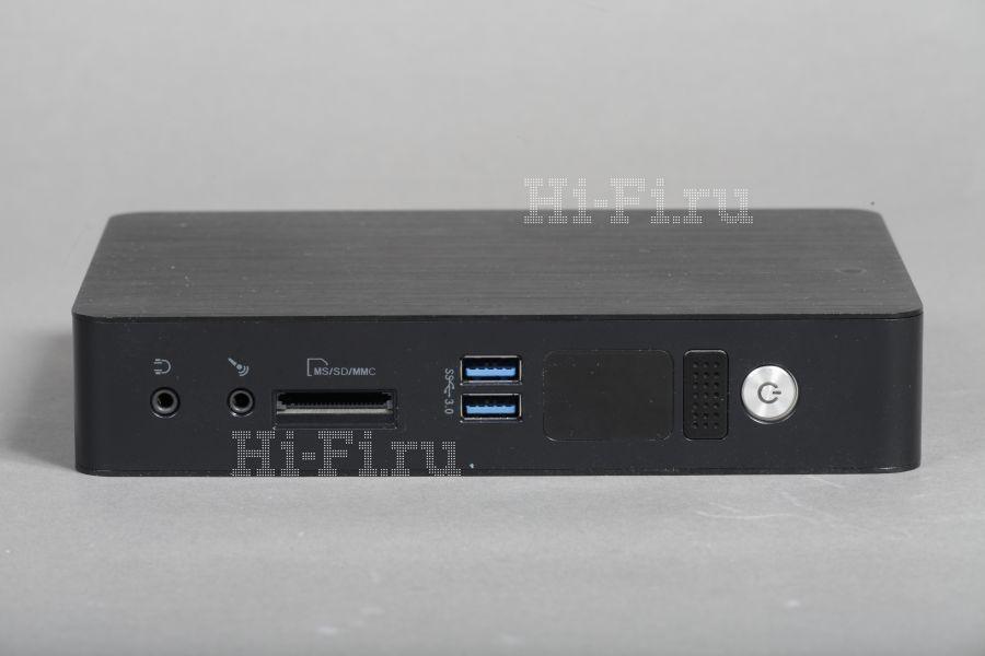Неттоп Foxconn NanoPC AT-7500