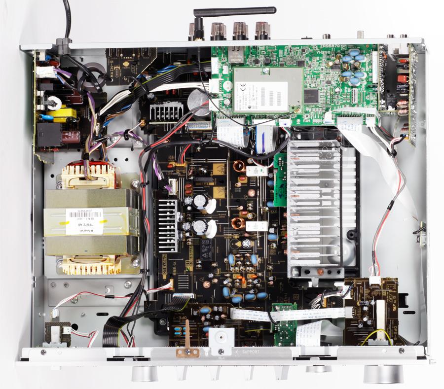 Стереофонический ресивер Yamaha R-N602