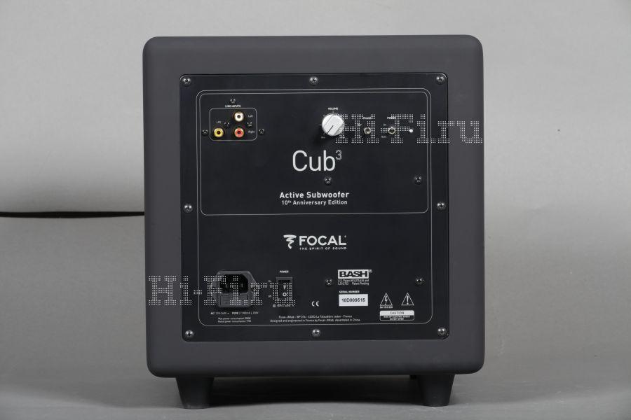 Активный сабвуфер Focal Cub 3