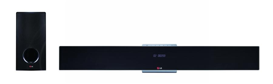 Караоке-саундбар 3D Blu-ray LG BB5535K