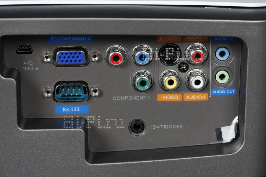 DLP-проектор BenQ W1500