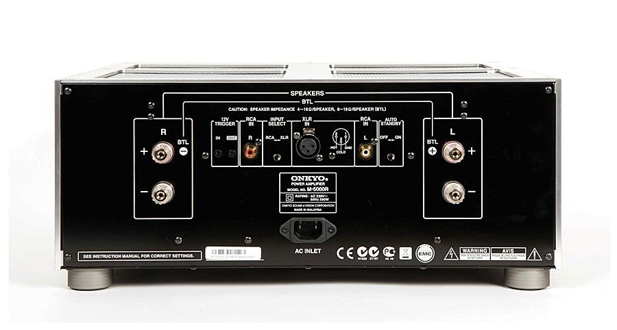Усилитель мощности Onkyo M-5000R