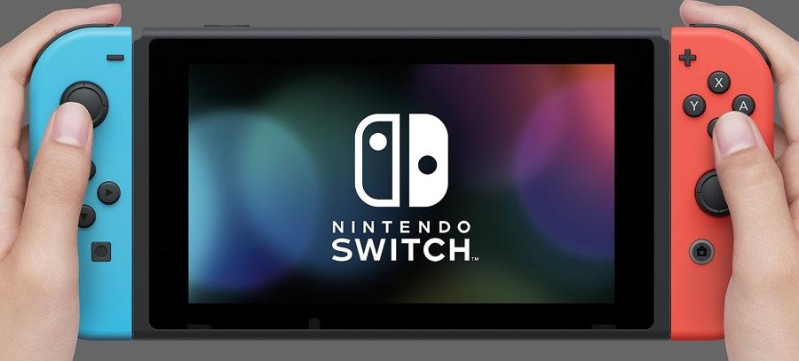 Игровая система Nintendo Switch