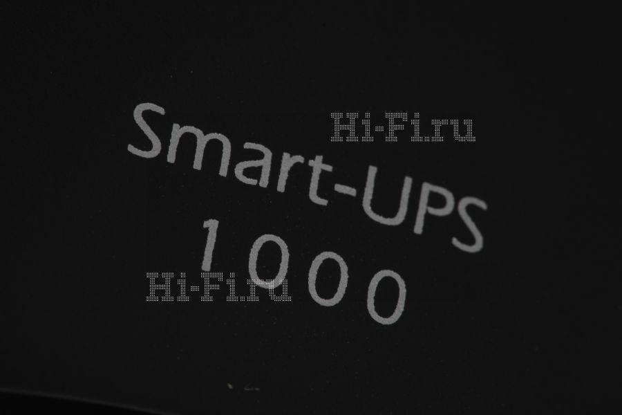 Источник бесперебойного питания АРС Smart-UPS 1000