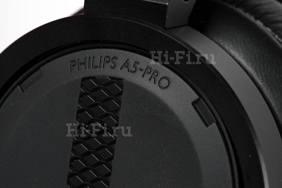 Мониторные наушники Philips A5-PRO