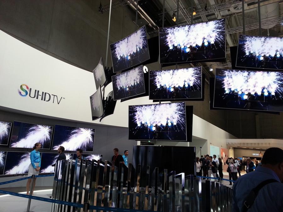 Телевизоры Samsung серии SUHD