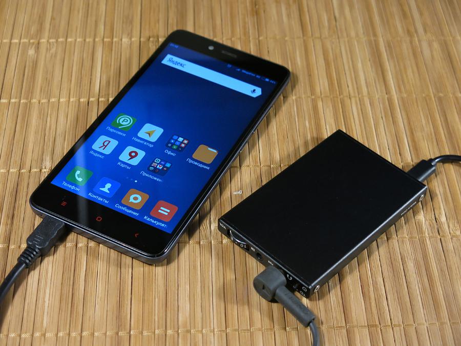 Смартфоны со встроенным звуковым чипом