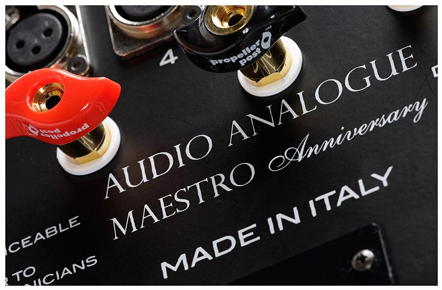 Интегрированный усилитель Audio Analogue Maestro Anniversary
