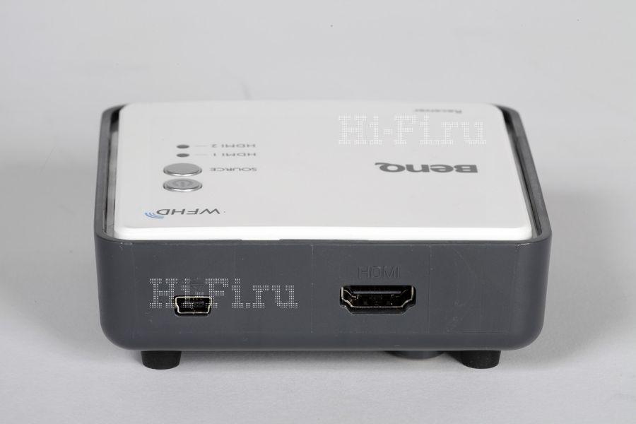 DLP-проектор BenQ W1070+