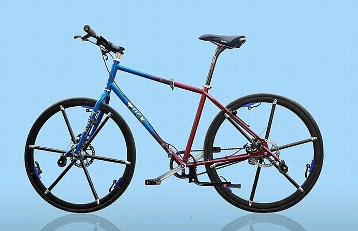 Tuck Bike