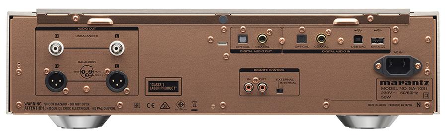 SACD/CD проигрыватель Marantz SA-10