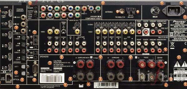 Pioneer SC-LX82