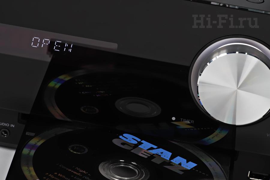 Стереосистема Pioneer X-CM32BT