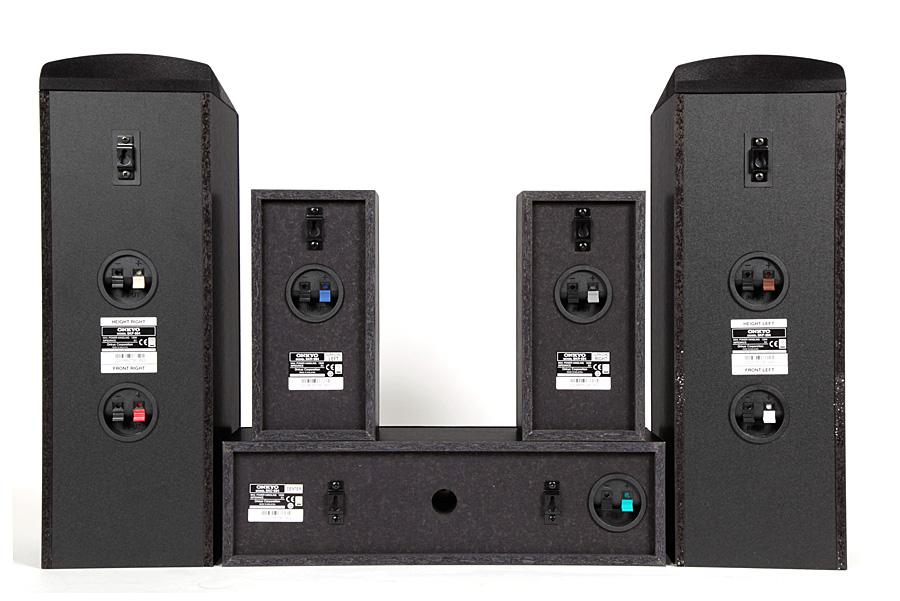Комплект Onkyo HT-S 5805